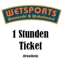 2 Stunden Ticket